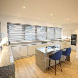 Modern Grey Kitchens in Barnstaple, Devon